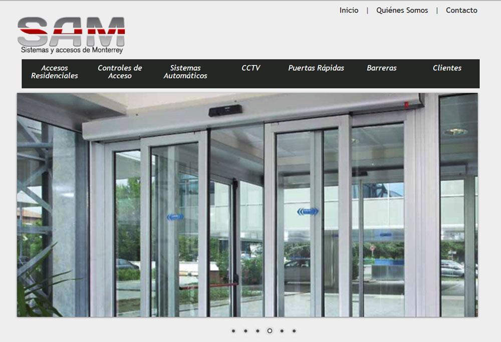 Puertas automaticas monterrey servicio puertas autom ticas - Puertas automaticas en murcia ...